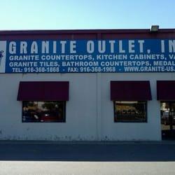Granite Outlet - Ta daaaaaa - Sacramento, CA, United States