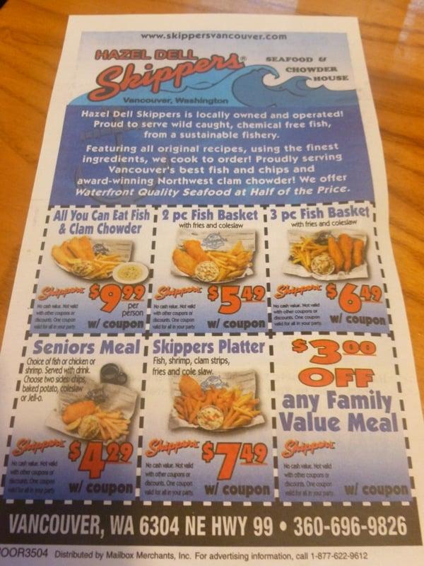 Vancouver wa coupons