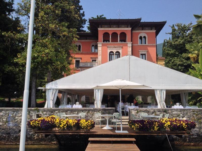 Villa Fiordaliso Lake Garda Italy