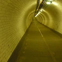 Greenwich Foot Tunnel, London