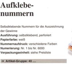 Fest-, Vereins und Wirtschaftsbedarf, Eppelheim, Baden-Württemberg