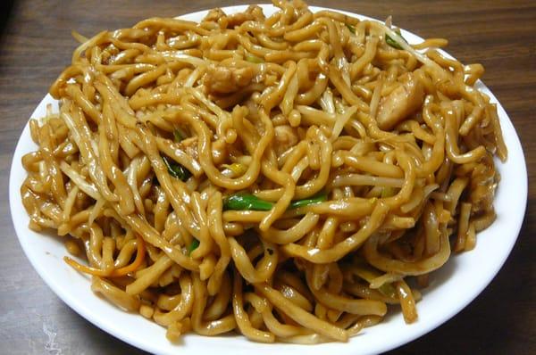 144  Chicken Chow MeinChicken Chow Mein