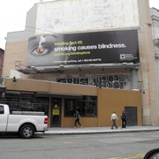Prevent Blindness Northern California - Our Blinding Facts Campaign billboard - San Francisco, CA, Vereinigte Staaten