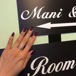 French Nail Cafe logo