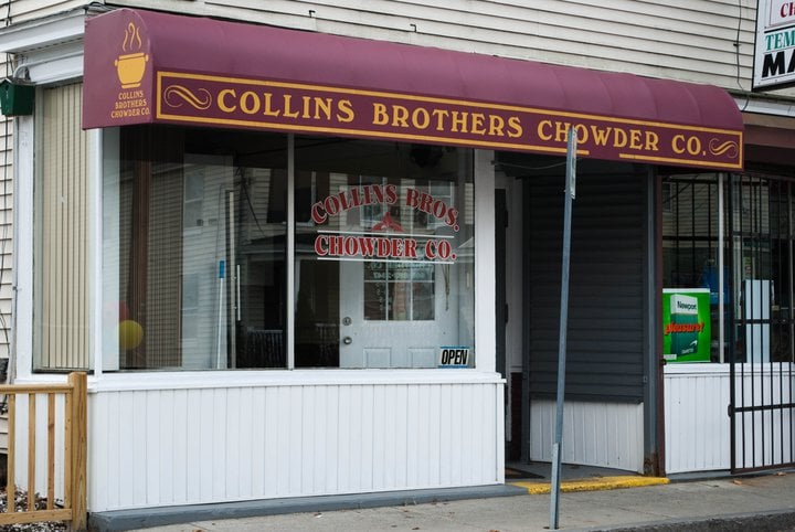 Collins brothers chowder co 10 photos soup nashua nh united