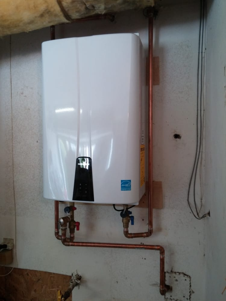 Navien Tankless Water Heater Repair