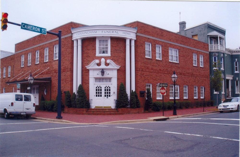 Cunningham Turch Funeral Home Alexandria Va