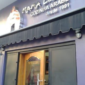 Restaurante Mama Leila - Restaurante Mama Leila - São Paulo - SP, Brasil
