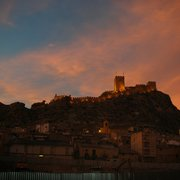 Sax Castle, Sax, Alicante, Spain