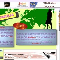 www.achatsweb.fr, Paris, Seine-Saint-Denis