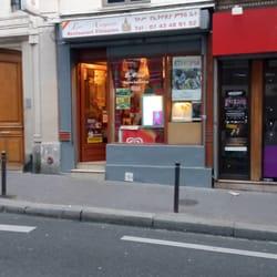 Le Negus, Paris