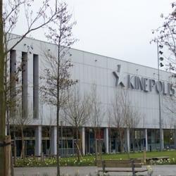 Kinepolis - Nancy, Meurthe-et-Moselle, France. Kinépolis