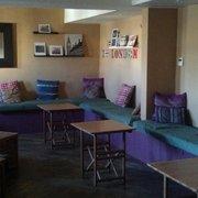 Lounge upstairs...