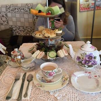 Lovejoy S Tea Room Menu