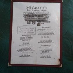 Mi Casa Cafe St Augustine Fl