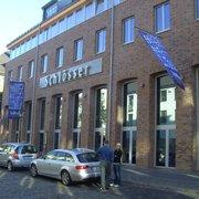 Schlösser Quartier Bohème, Düsseldorf, Nordrhein-Westfalen, Germany
