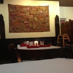 Passage To India - Corner of the restaurant - Orlando, FL, Vereinigte Staaten