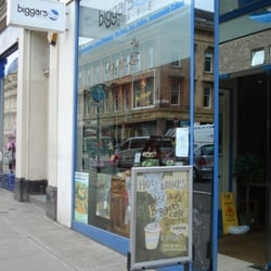 Biggars Music Shop, Glasgow