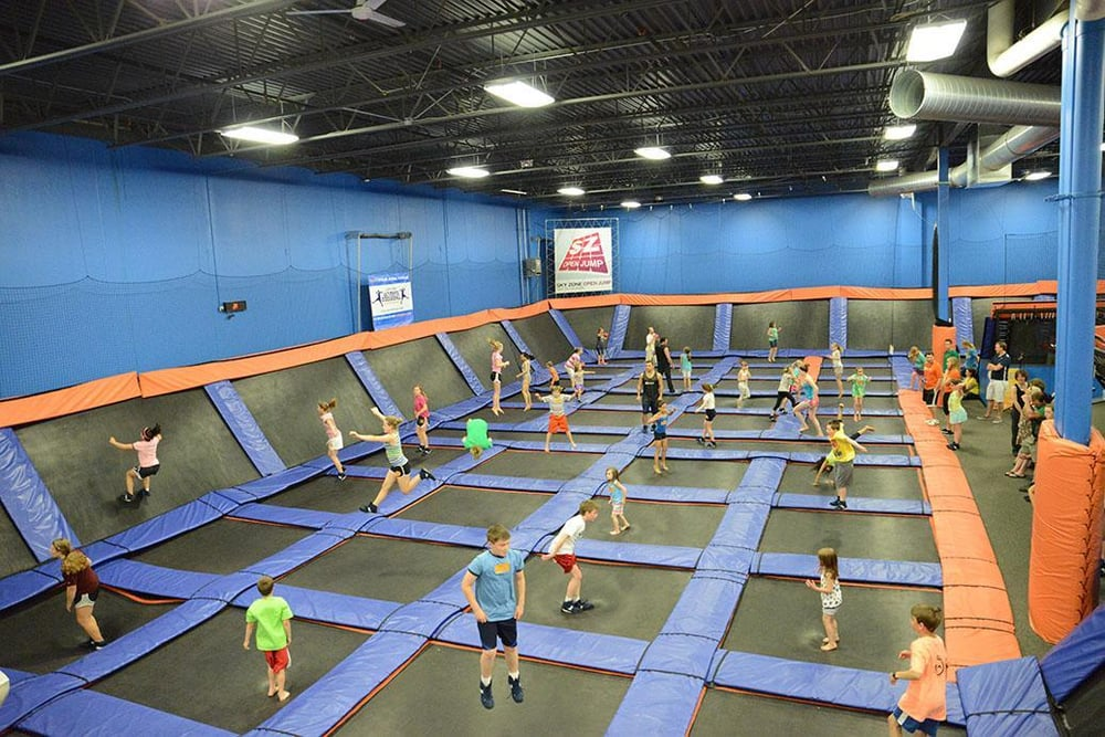 Oaks (PA) United States  city photos gallery : Sky Zone Trampoline Park Oaks, PA, United States