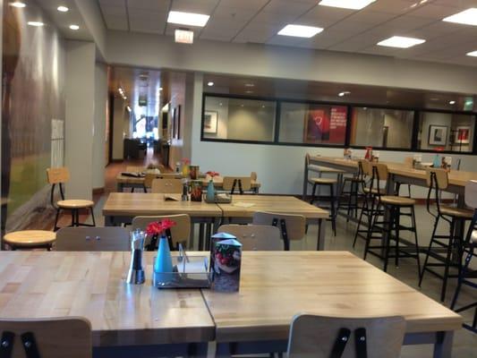 Cafe Near Levi Plaza San Francisco