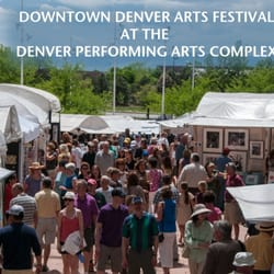 Downtown Denver Arts Festival logo