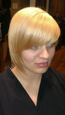 Ashley zimmerman hair stylist hair salons mission for Addiction salon san francisco