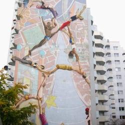 Wandbild Wir alle - eine Welt? von…