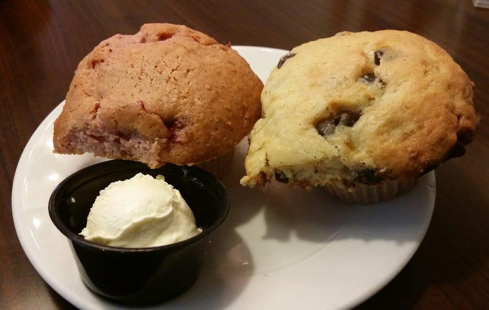 Strawberry Cream Cheese Muffins Recipe Strawberry Cream Cheese