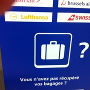 Aéroport Saint Exupéry, Lyon, France