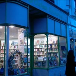 Oxfam Bookshop, London