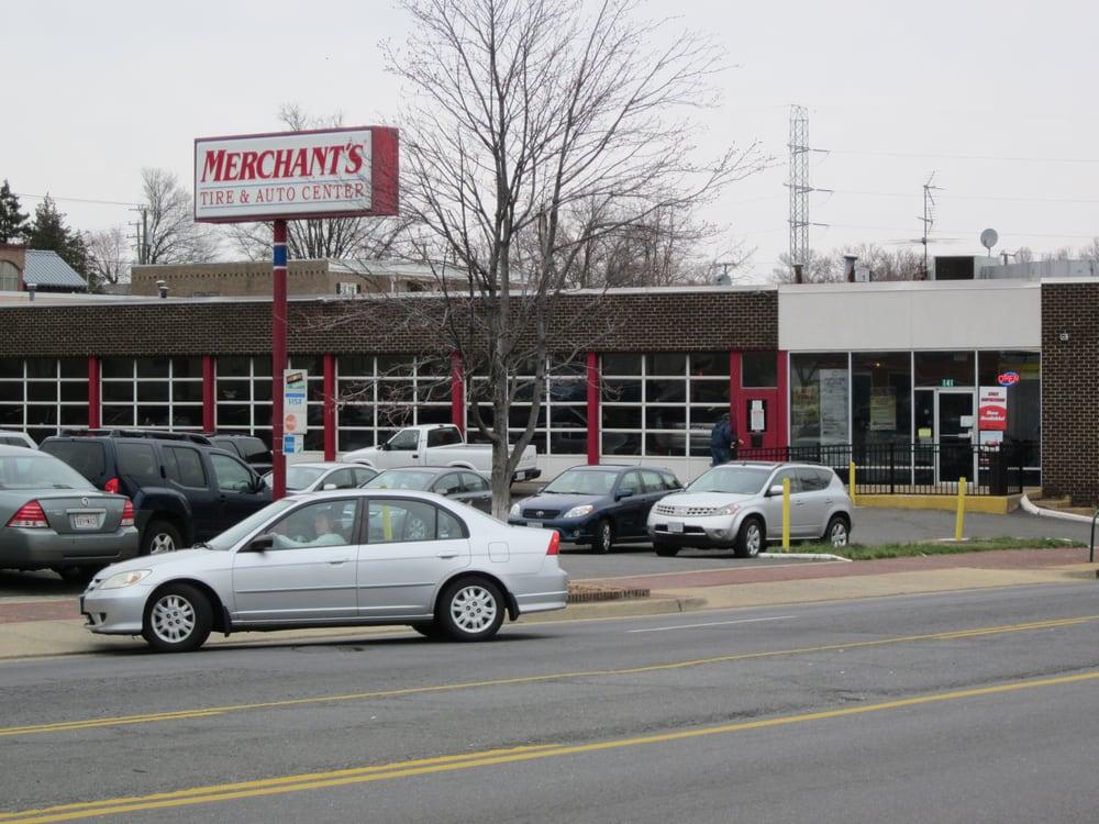 Merchants Tire Near Me >> Merchant's Tire & Auto Center - Tires - Vienna, VA - Yelp