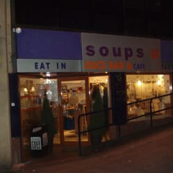 Soups U - taken by Adele - Glasgow, Vereinigtes Königreich