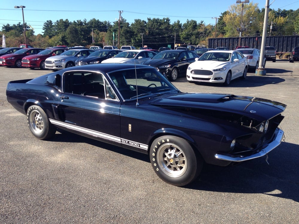 1967 Shelby Gt 500 Yelp