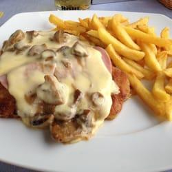 Feinschmecker Schnitzel
