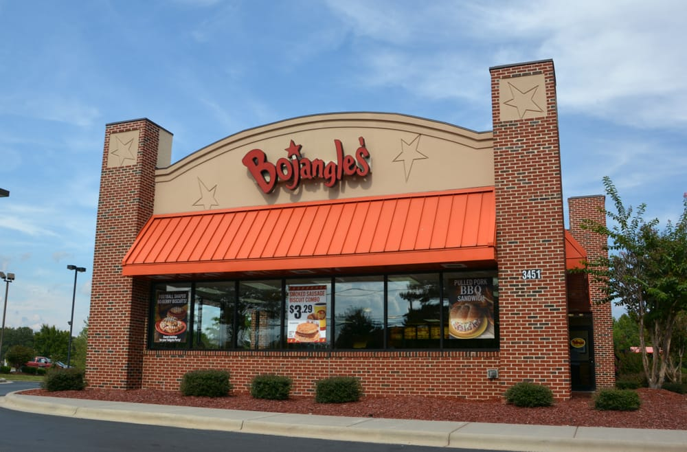 Bojangles Famous Chicken N Biscuits Fast Food Concord NC Reviews P