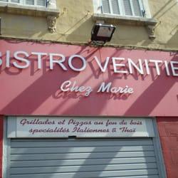 Le Bistrot Vénitien - Chez Marie, Marseille, France