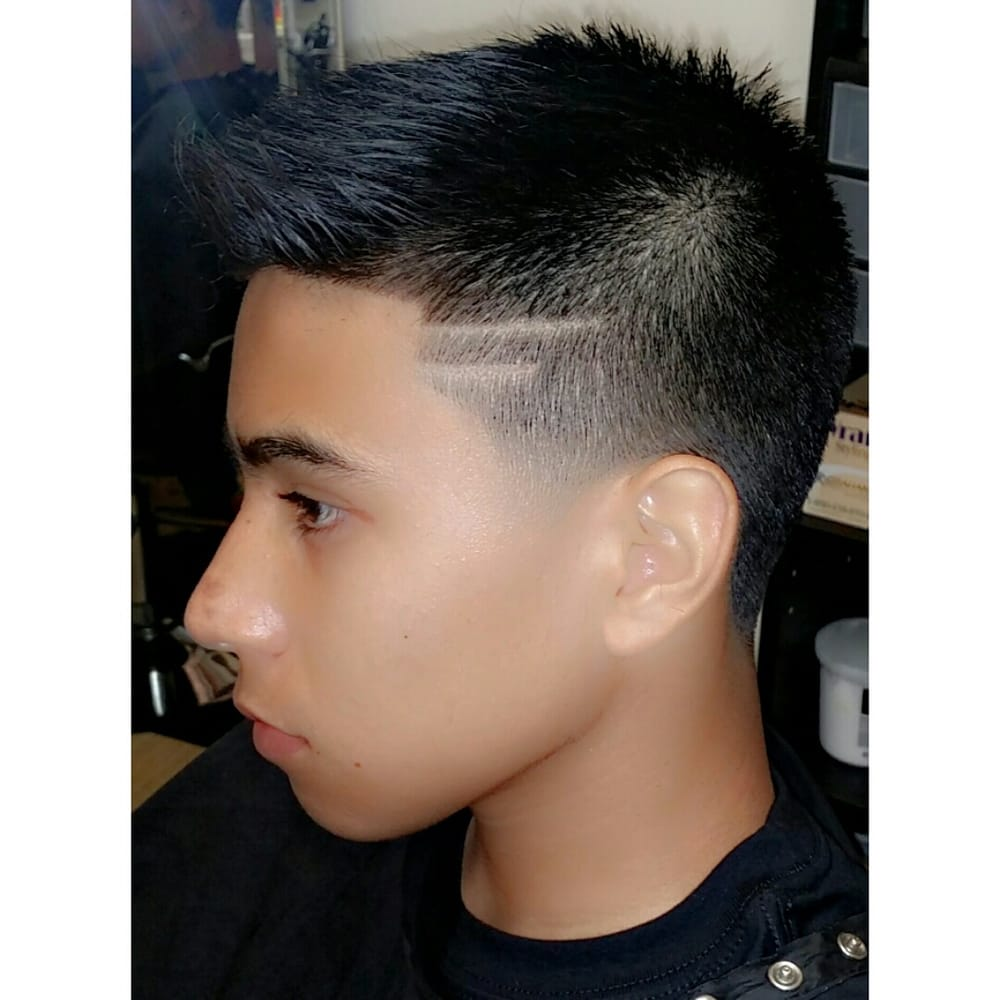 The gallery for --> Taper Fade Lines