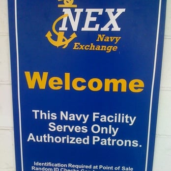 Navy Exchange - Navy Exchange just west of OIA or MCO whic ever u ...