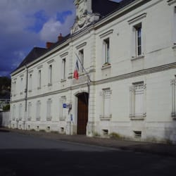 Gendarmerie Nationale, Chinon, Indre-et-Loire, France