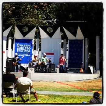 The Yerba Buena Gardens Festival 28 Photos Festivals Financial District San Francisco