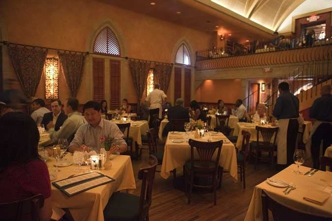 houston mark s american cuisine: