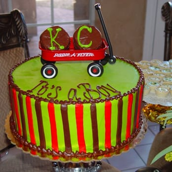Elizabeth's Cakes - Baby Shower 2-27-10 - Plano, TX, United States