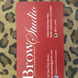 brow studio in north hollywood