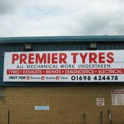 Premier Tyres Hamilton, Hamilton, South Lanarkshire