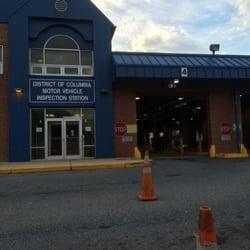 Dc Vehicle Inspection Station Washington Dc Verenigde