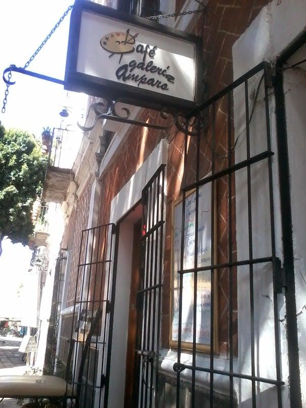Cafe Amparo Puebla Café Galería Amparo | Yelp