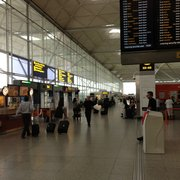 London Stansted Airport, Essex