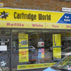 Cartridge World Liverpool North, Liverpool, Merseyside