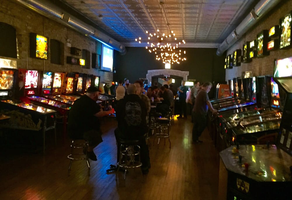 Adult video arcades in chicago