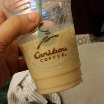 Best Thing To Get At Caribou Coffee
